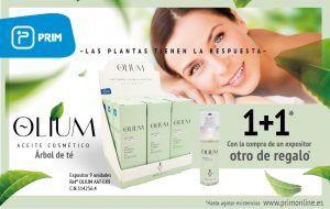 Oferta Olium Aceite Cosmético 2x1
